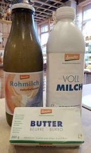 Demeter-Milch